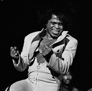 James Brown in 1973