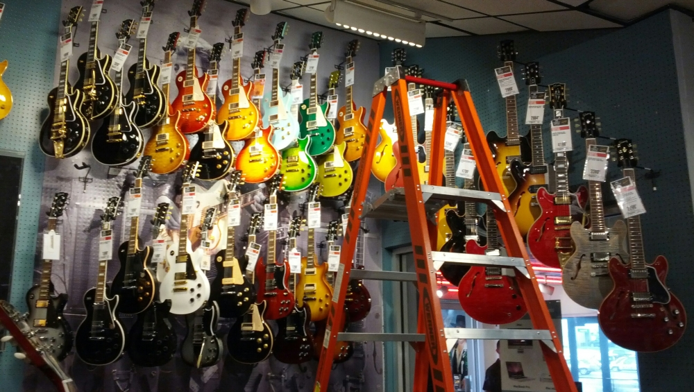 Guitar Center Bankruptcy : 4 signs guitar center 39 s about to go belly up rocknuts ~ Vivirlamusica.com Haus und Dekorationen