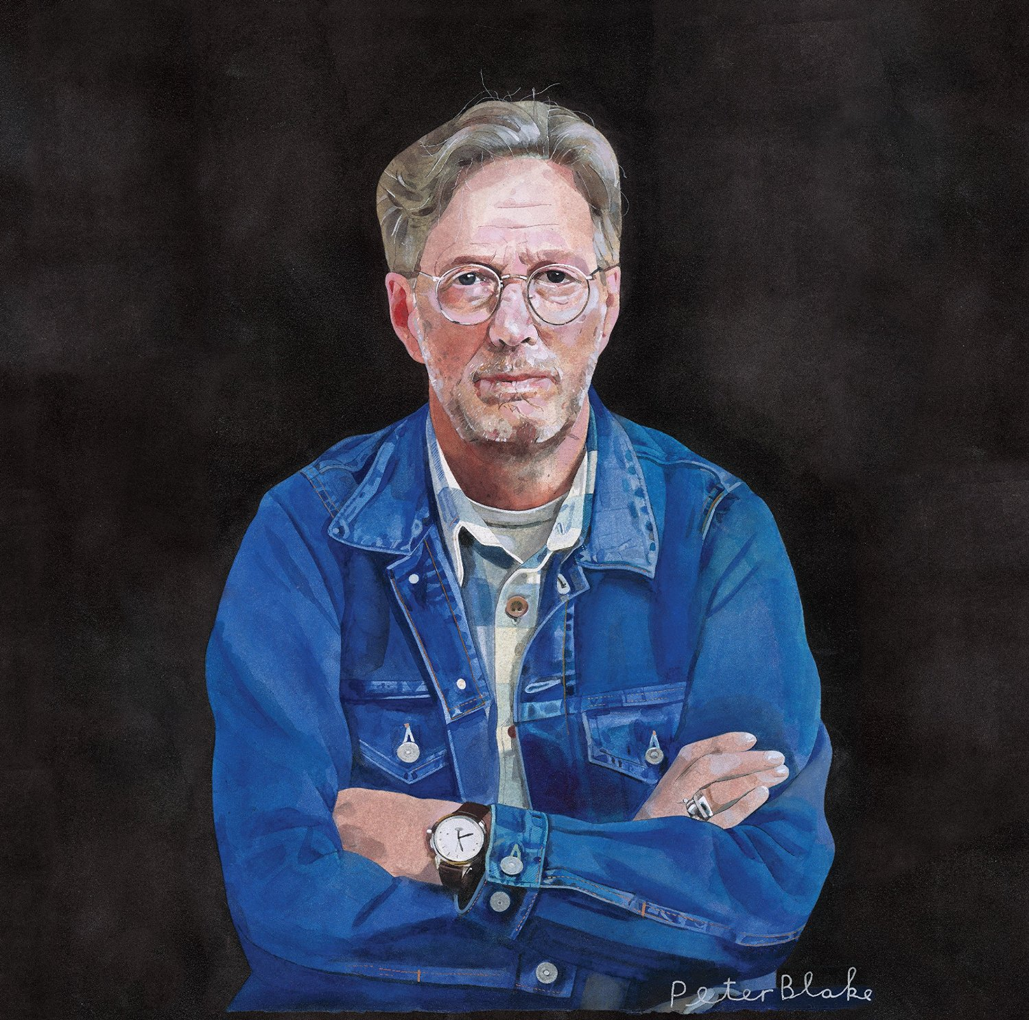 Eric Clapton's newest album is due out May 20.