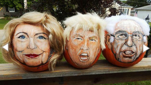 presidential-pumpkin