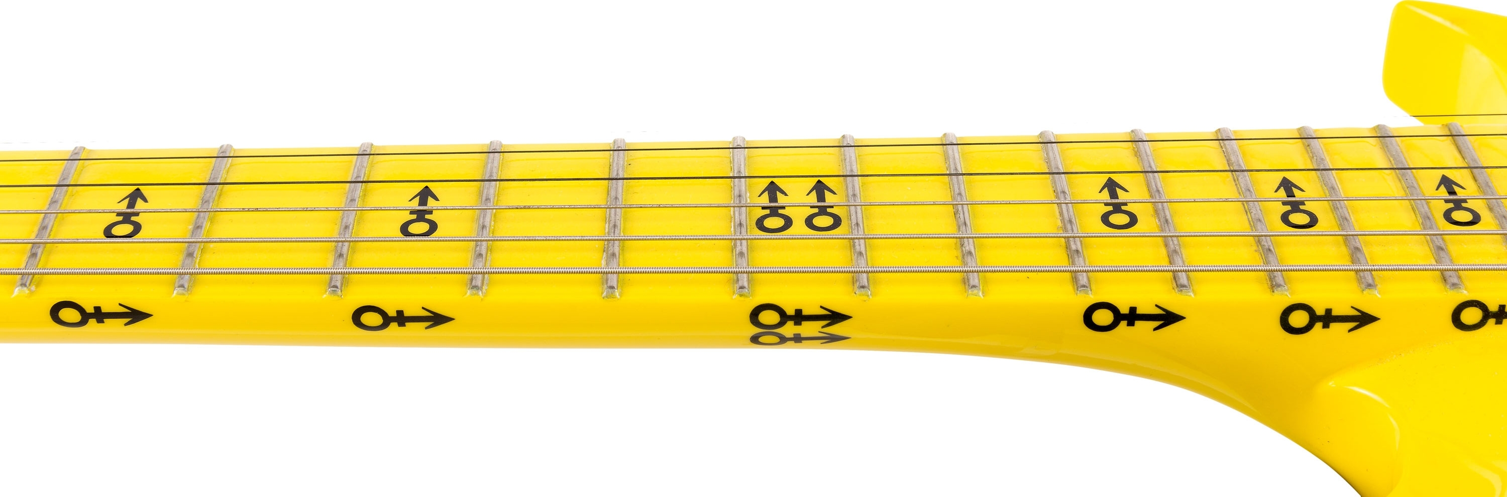 Princes yellow cloud guitar going on auction block rocknuts prince yellow cloud guitar buycottarizona