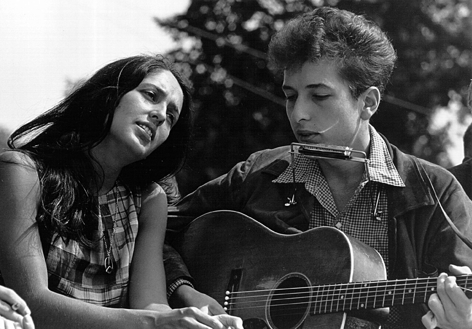Bob Dylan has two harmonica rock songs on our list of the Top 25 harmonica rock songs of all time.