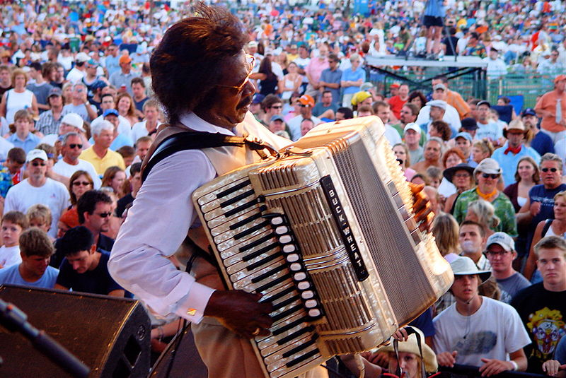Louisiana music legend Stanley Dural Jr. (better known as Buckwheat Zydeco) died Saturday morning.