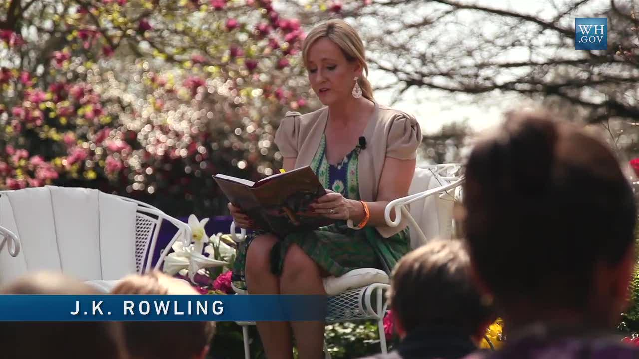 JK Rowling reviews the Violent Femmes