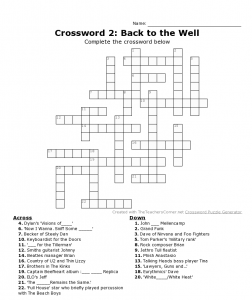 crossword-2-back-to-the-well