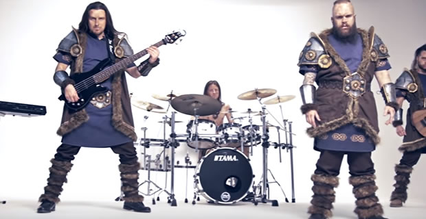 silly metal genre of the day dwarven metal rocknuts